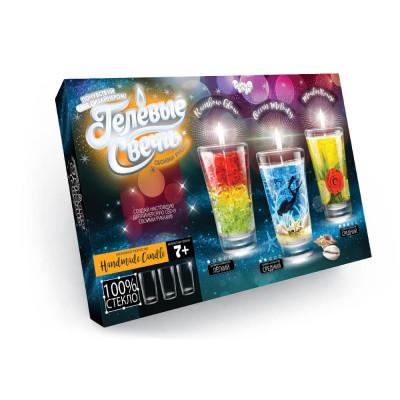 Набор для творчества Гелевые свечи Danko toys (GS-02)