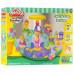 Набор для лепки из пластилина Фабрика мороженого, аналог Play Doh (MK 1527)