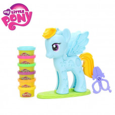 Набор для лепки, пластилин Пони My Little Pony SM 8001