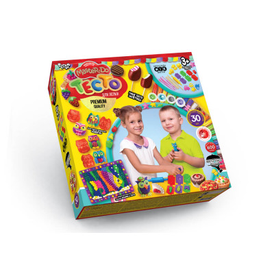 Набор теста для лепки Master Do 600г Danko toys (TMD-03-02 )